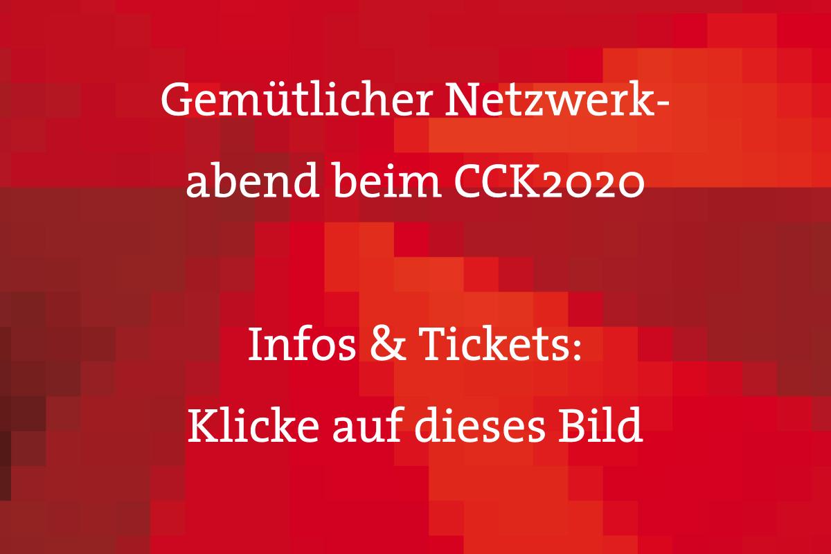 Netzwerkabend CCK2020